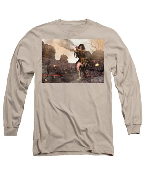 Tempest Long Sleeve T-Shirt