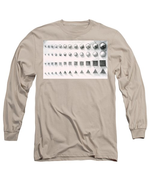 Template Long Sleeve T-Shirt