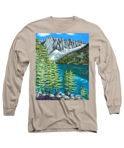 Temple Crag Long Sleeve T-Shirt