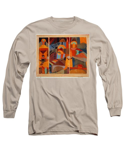Temple Gardens Long Sleeve T-Shirt