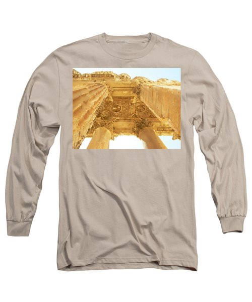 Temple Of Bacchus Long Sleeve T-Shirt