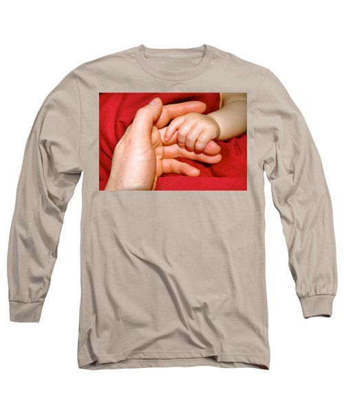 Temporary Long Sleeve T-Shirt