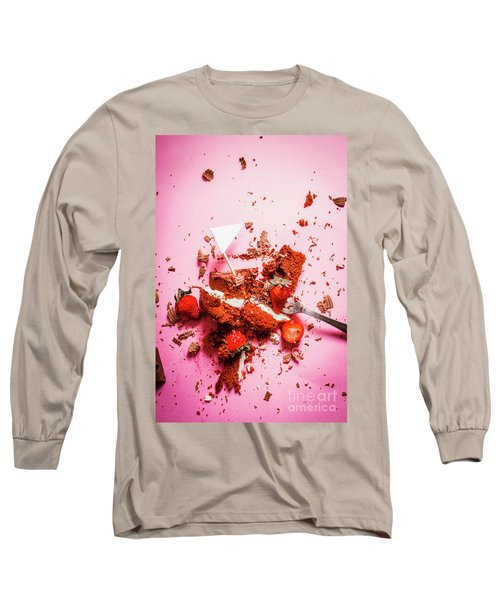 Temptation Surrender  Long Sleeve T-Shirt