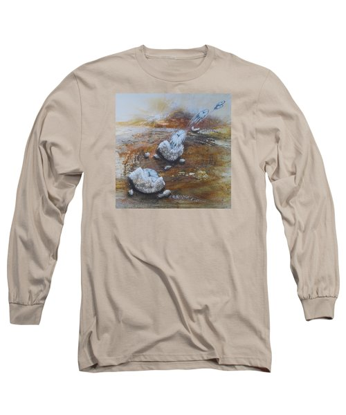 Time Flies Love Endures  Long Sleeve T-Shirt