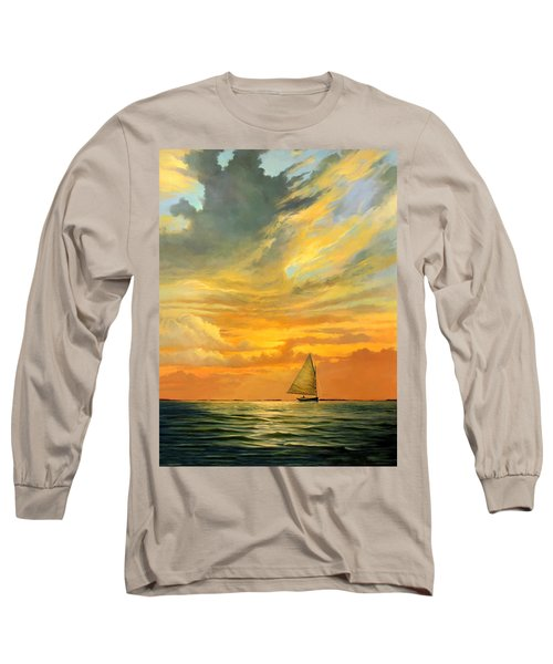 Ten Thousand Islands Long Sleeve T-Shirt