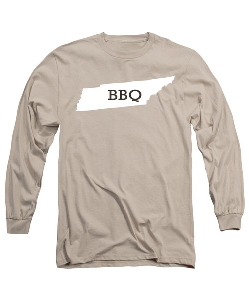 Tennessee Bbq Long Sleeve T-Shirt