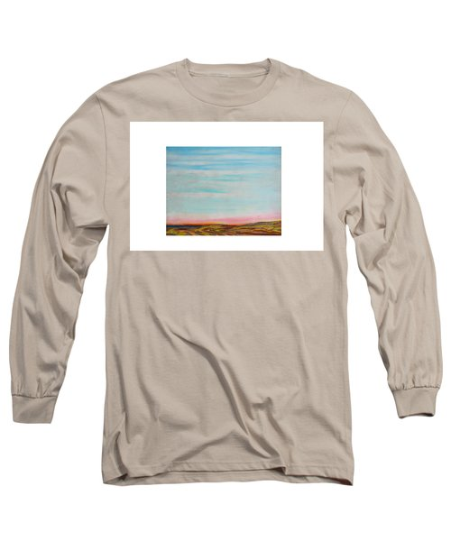 Terraced By Nature Long Sleeve T-Shirt