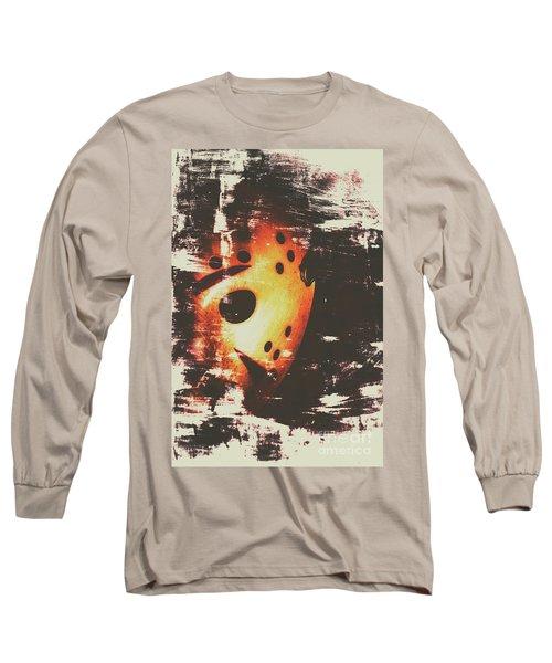 Terror On The Ice Long Sleeve T-Shirt