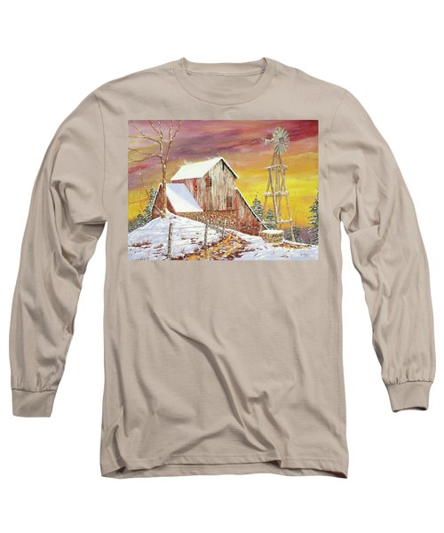 Texas Coldfront Long Sleeve T-Shirt