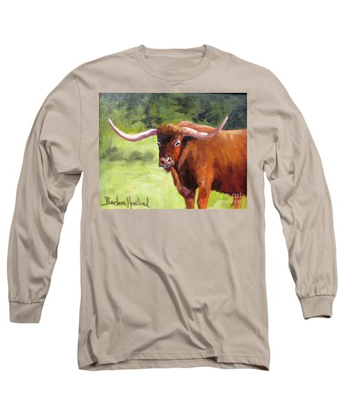 Texas Londhorn Long Sleeve T-Shirt