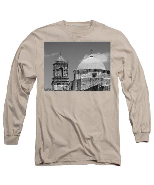 Texas Mission  Long Sleeve T-Shirt