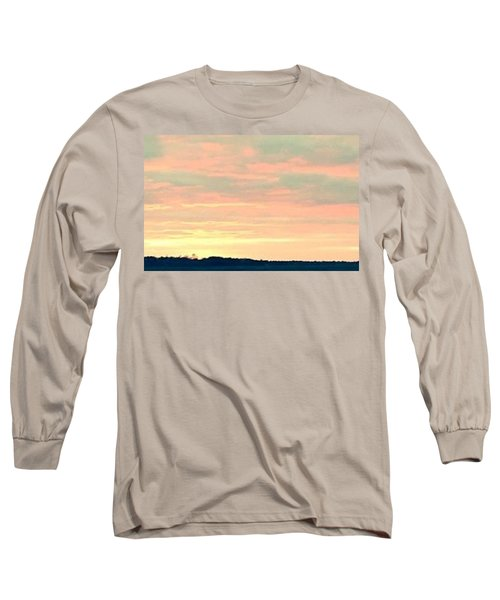 Long Sleeve T-Shirt featuring the photograph Texas On The Horizon by John Glass