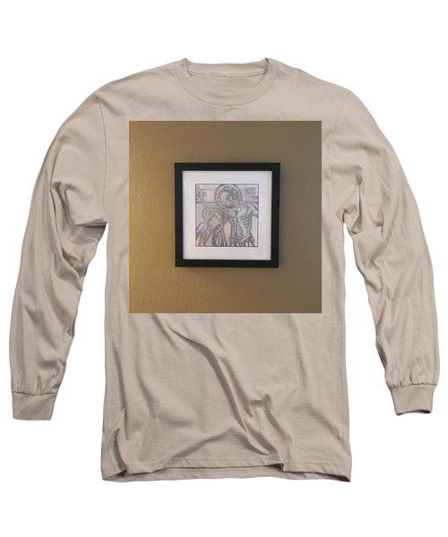 That Dark Hour Long Sleeve T-Shirt by Daniel Hebard