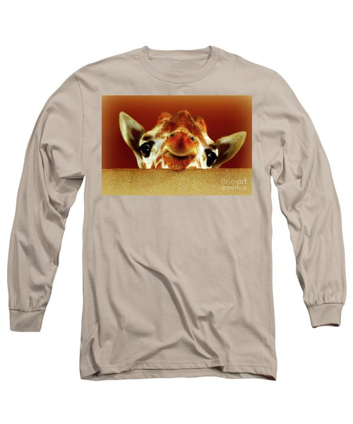 That Face Though Long Sleeve T-Shirt