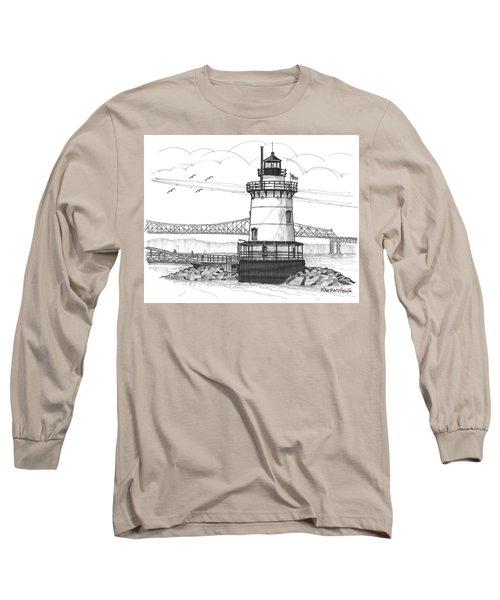 The 1883 Lighthouse At Sleepy Hollow Long Sleeve T-Shirt