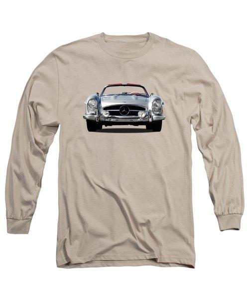 The 1958 300sl Long Sleeve T-Shirt by Mark Rogan
