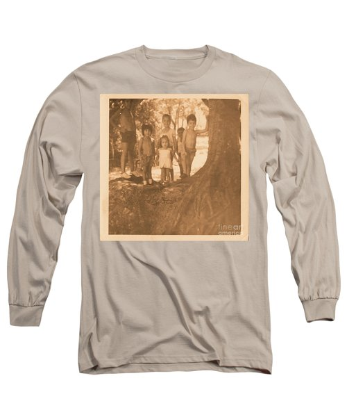 The 70's Series - 1 Long Sleeve T-Shirt by Beto Machado
