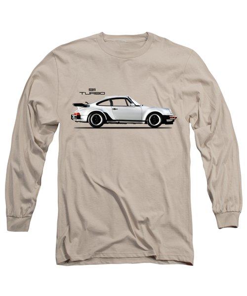 The 911 Turbo 1984 Long Sleeve T-Shirt by Mark Rogan