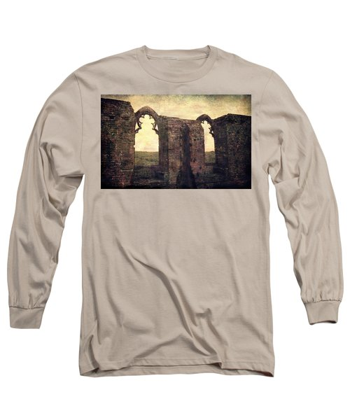The Abbey Ruins Long Sleeve T-Shirt