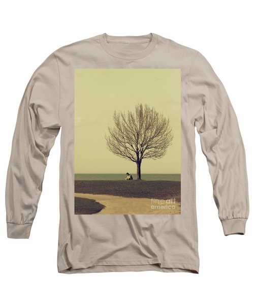 The Afternoon Spent Long Sleeve T-Shirt