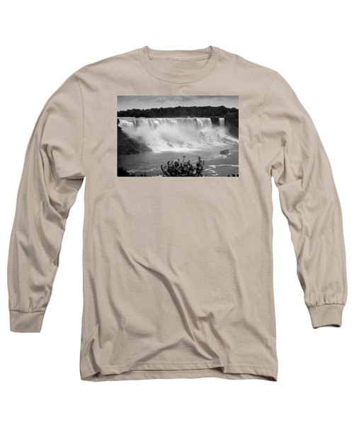 The American Falls Long Sleeve T-Shirt