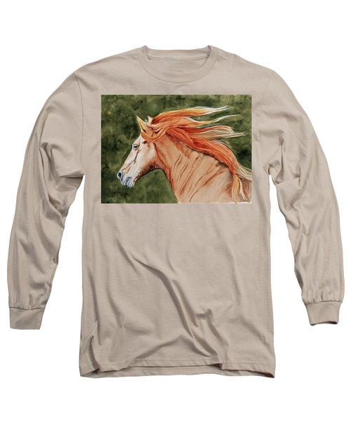 The Americano Long Sleeve T-Shirt