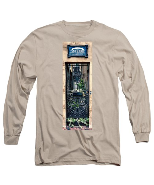 The Antique South Long Sleeve T-Shirt by Renee Sullivan