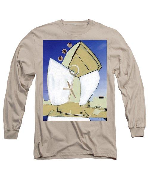 The Arc Long Sleeve T-Shirt by Michal Mitak Mahgerefteh
