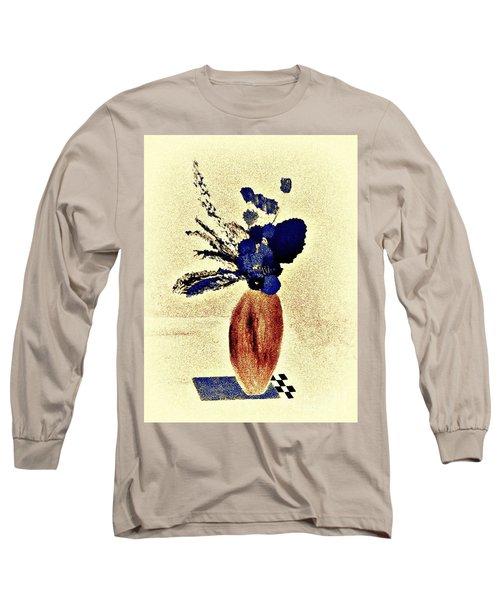 The Arrangement Long Sleeve T-Shirt by Bill OConnor