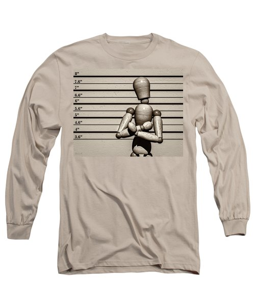 The Arrest  Long Sleeve T-Shirt