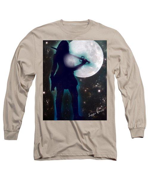 The Arrival Long Sleeve T-Shirt by Vennie Kocsis