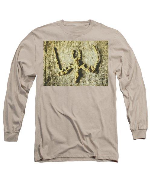 The Art Of Dinosaur Birds Long Sleeve T-Shirt