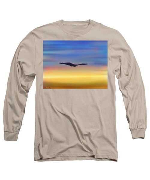 The Art Of Flying Long Sleeve T-Shirt