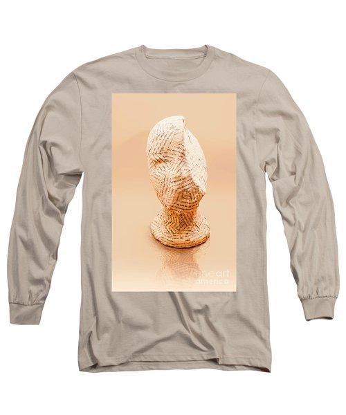 The Art Of Hidden Meanings Long Sleeve T-Shirt