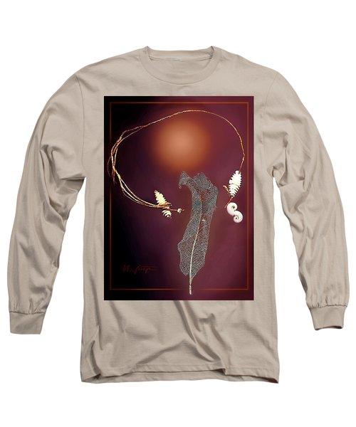 The Art Of Nature Long Sleeve T-Shirt
