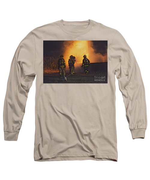 The Attack Long Sleeve T-Shirt