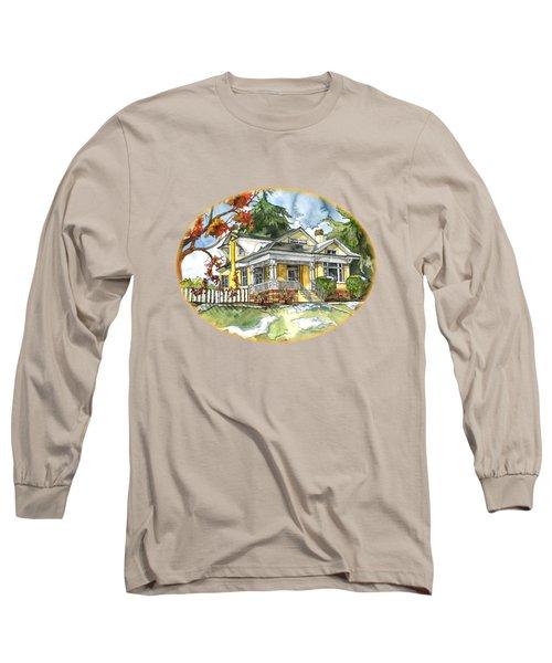 The Autumn House Long Sleeve T-Shirt