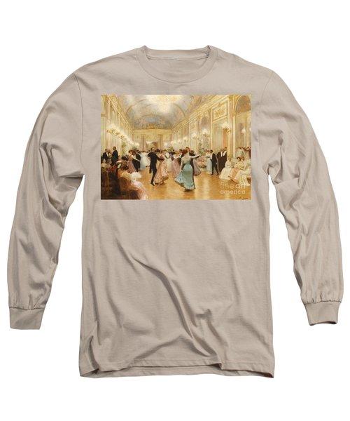 The Ball Long Sleeve T-Shirt