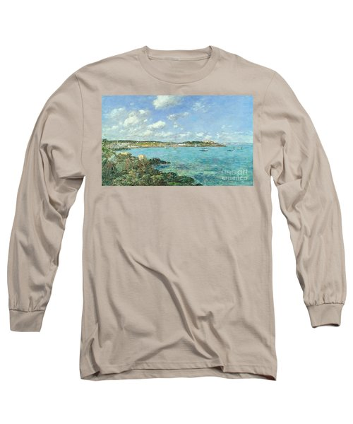 The Bay Of Douarnenez Long Sleeve T-Shirt