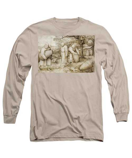 The Beekeepers And The Birdnester Long Sleeve T-Shirt