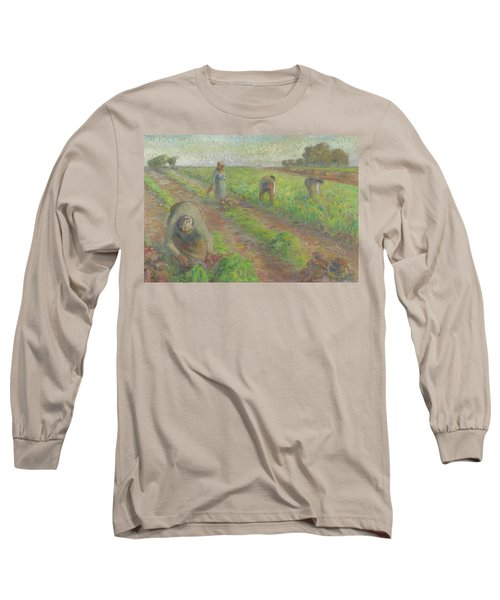The Beet Harvest Long Sleeve T-Shirt