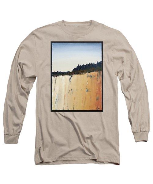 The Bluff Long Sleeve T-Shirt by Carolyn Doe
