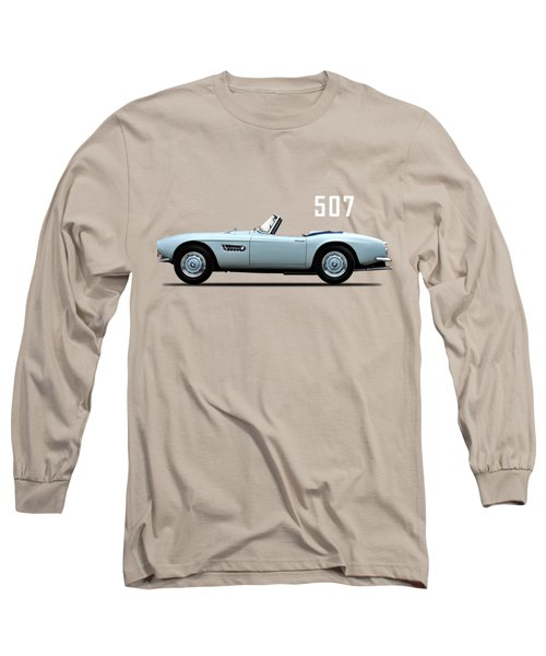 The Bmw 507 Long Sleeve T-Shirt by Mark Rogan