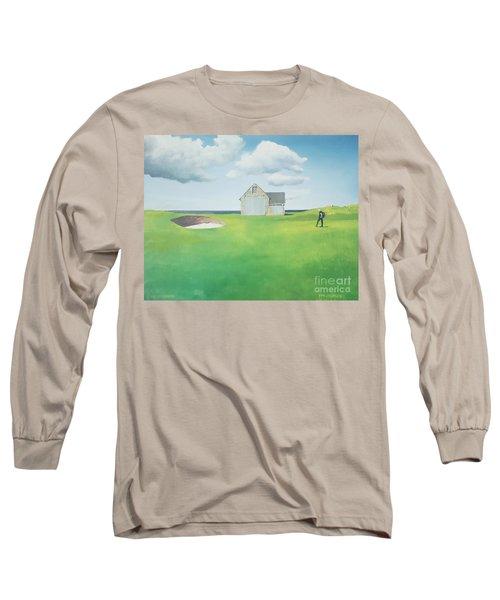 The Boathouse Long Sleeve T-Shirt