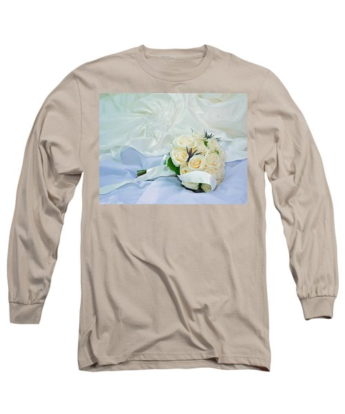 The Bouquet Long Sleeve T-Shirt by Keith Armstrong