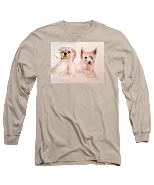 The Boys Long Sleeve T-Shirt by Larry Hamilton