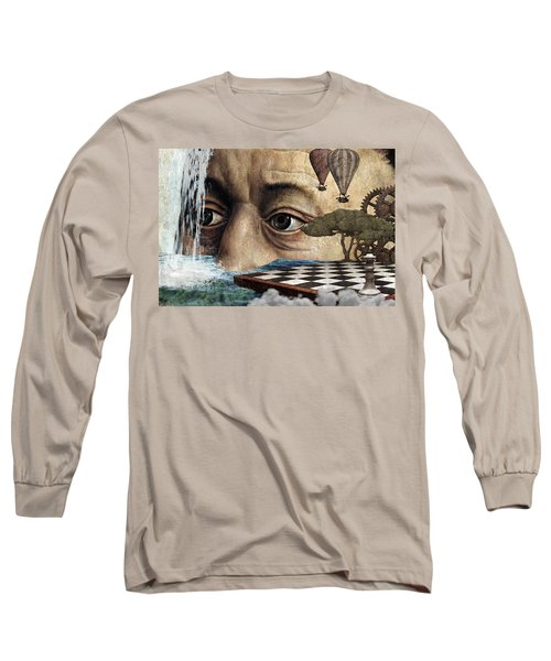 The Breaking Point Long Sleeve T-Shirt