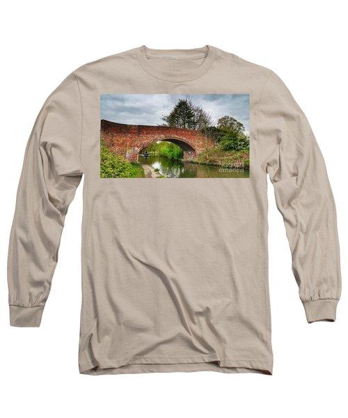The Bridge Long Sleeve T-Shirt by Isabella F Abbie Shores FRSA