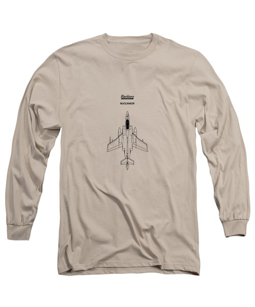 The Buccaneer Long Sleeve T-Shirt by Mark Rogan