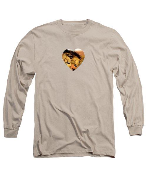 The Buckskins Long Sleeve T-Shirt